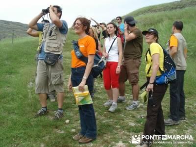 Hoces del Río Duratón - rutas senderismo - Sepúlveda; outlet ropa de montaña; senderista